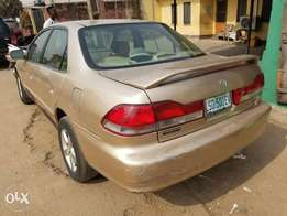 Honda Accord ( BabyBoy)