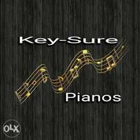 Key-Sure Pianos - Who we are & what we do