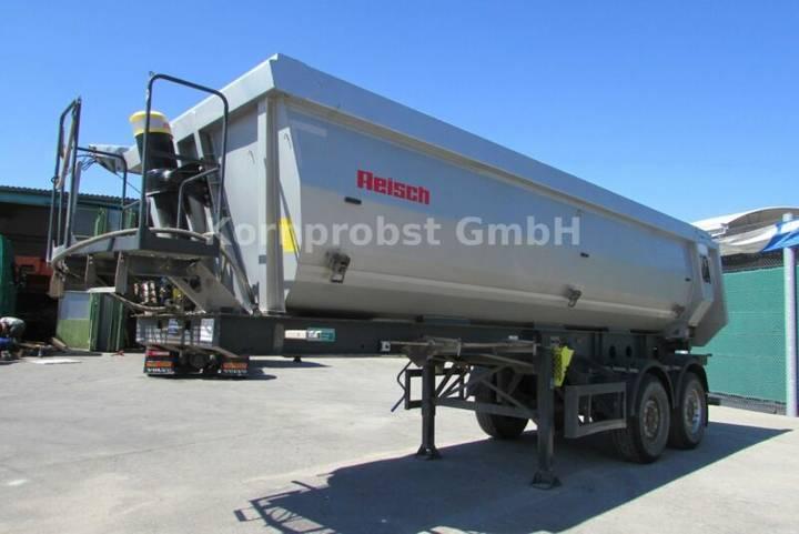 Reisch Kippmulde 24 m³ hydraulische Heckklappe Nr.: 902 - 2017
