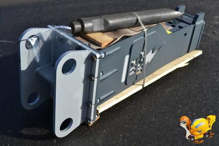 New Heinz HZ 852 hydraulic breaker - 2019