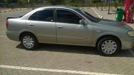 Nissan.Bluebird .Sylphy 1800CC on sale