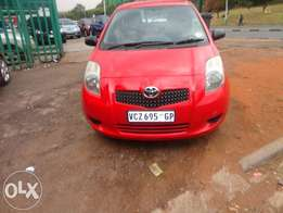 Toyota Yaris 2007 model for sale in South Africa