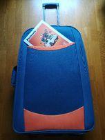 3c7853f04acb0 Duża i bardzo ładna walizka na kółkach 75x47x23