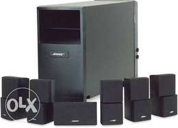 Bose Acostimas 10 Home Entertainment Cinema System