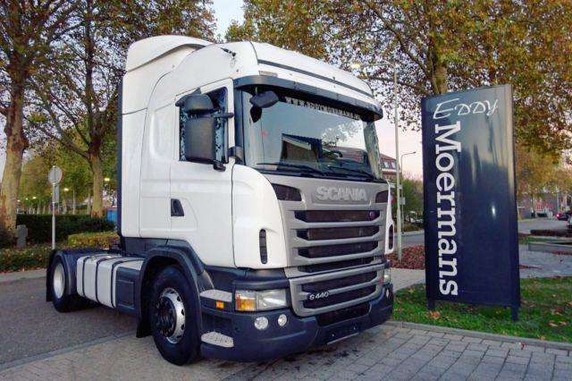 Scania G440 Highline - 2011
