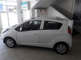 Chevrolet Spark 1.2 LS 5Door, Hatchback
