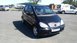 2005 Mercedes A160 Automatic Full house Start and GO