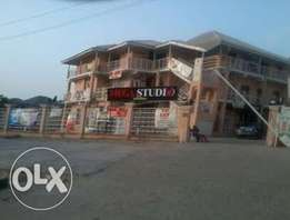 Distress sale of about 40 shops/offices plaza at gwarinpa