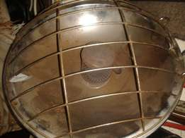 Gas heater (secondhand)needs gas tank