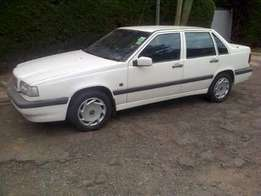 Clean Volvo 850.
