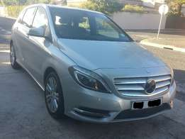 2015 Mercedes-Benz B180 CDI Manual with only 12000km for sale!