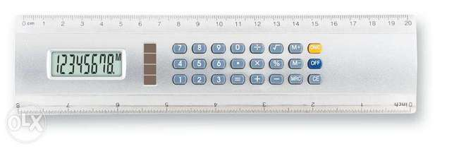 Brand New Kenko Ruler & Calculator