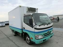 Toyota dyna refrigerated 2009