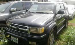 HOT DEAL! 2002 Toyota 4runner for quick sale.
