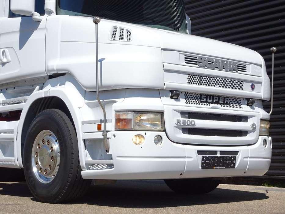 Scania T500 V8 TORPEDO RETARDER HYDRAULIC - 2005 - image 4