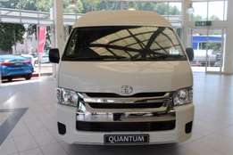 Toyota Quantum 2.5D GL Bus 14s For Sale