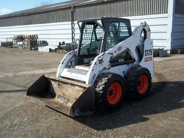 Bobcat S175 - 2003