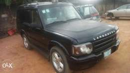 Affordable 2000 Land Rover Up for chops
