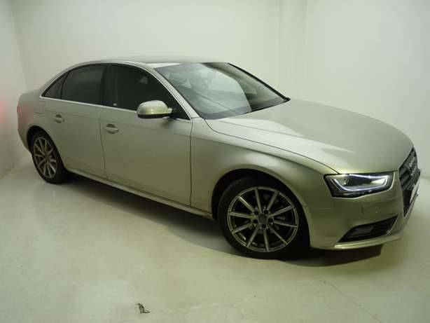 2015 Audi A4 1.8TFSI SE Mutlitronic 125KW Cuvee Silver Menlyn - image 1