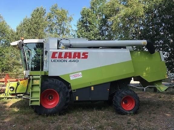 Claas Lexion 440 - 2002