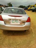Super clean honda accord 07 model for sale first body buy an use