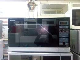 Ex-uk big Sharp microwave for both domestic and commercial use