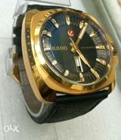 Rado leather straps watch