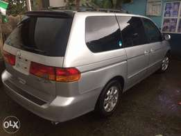 2004 Model Honda Odyssey EXL Full Option with DVD