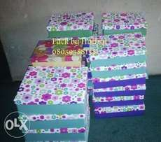 Jewelry/bead boxes(pack)