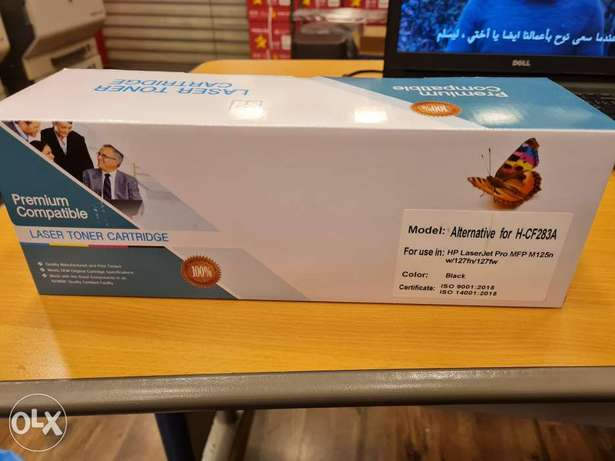 HP Toner 83A compatible No1 quality