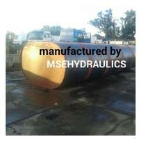 The best in manufacturing water tankers with complete hydraulic system