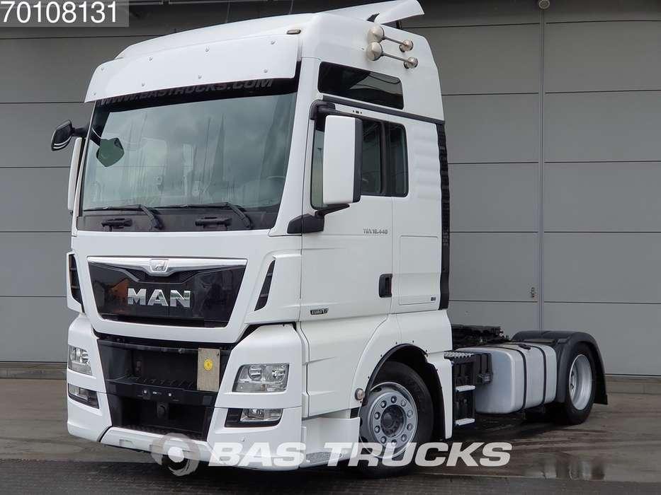 MAN TGX 18.440 XXL 4X2 Intarder Mega Standklima Navi Euro 6 ACC - 2013