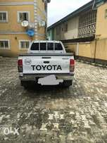 Toyota Hilux 2012 model for sale