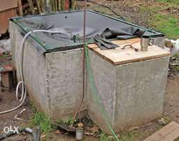 biogas for house hold use