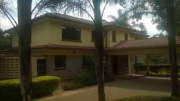 town house to let in karen for 300,000ksh