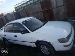 Toyota 100 on quick sale