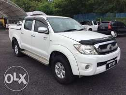 Toyota Hilux 2010 Double Cabin