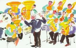 Best Brass Band for Corporate Events and Outdoor Activations