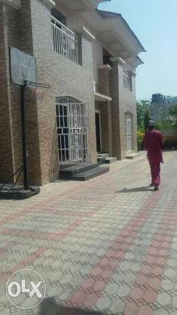 Clean two bedrooms for rent at hill view estate life camp Abuja - image 1