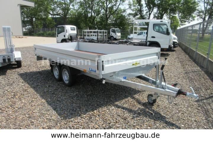 Humbaur Tandem Hochlader - 2019
