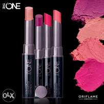 The ONE Colour Unlimited Lipstick (fuschia excess) Oriflame