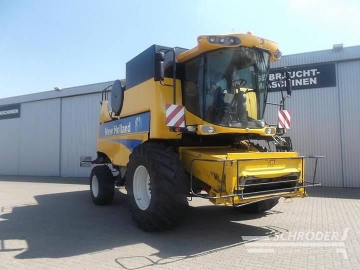 New Holland Csx 7080 - 2009 - image 3