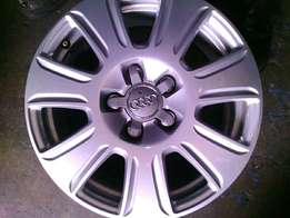 16 inch Audi rims on special for sale in a good condition