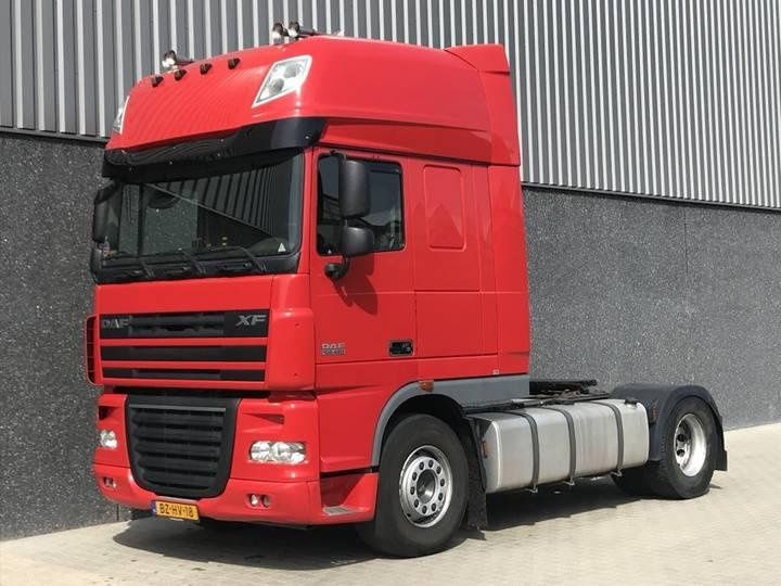 DAF XF105-460 Euro5 Nightairco 889t km NL Truck NEW APK/MOT/TUV - 2011