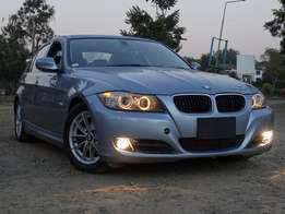 BMW E90 sky blue colour 2010 model excellent condition