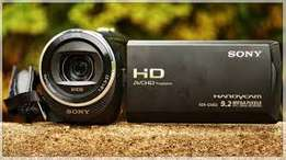 Sony HDR-CX405 brand new camera