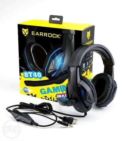 gaming headphone BT-40 / EARROCK