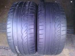275/45/R18 on special for sale each tyre is R850
