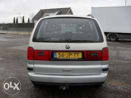 Volkswagen Sharan Arriving soon.