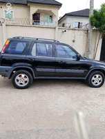 Honda CR-V 1999 for Sale. Interested Buyers should contact me.